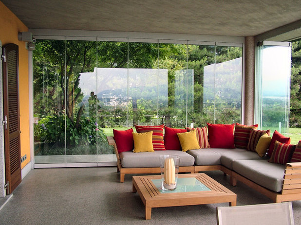 Come arredare una veranda coperta for Piani di veranda coperta