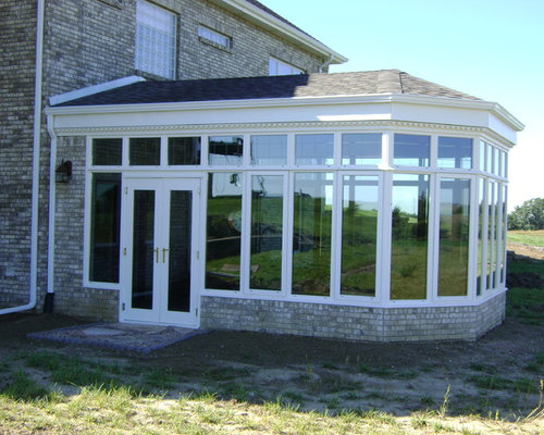 Victorian sunroom 2 insulated roof system for Victorian sunroom