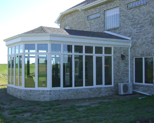 Victorian Sunroom 2 Insulated Roof System