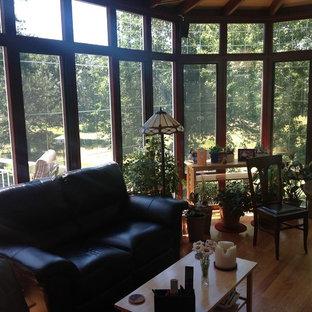 Victorian Sunroom 4 - Insulated Roof - Interior