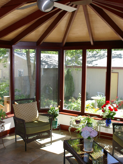 Victorian Sunroom Insulated Roof System