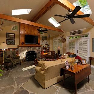 Warrenton, Virginia - Sunroom & Patio Addition to Existing Home
