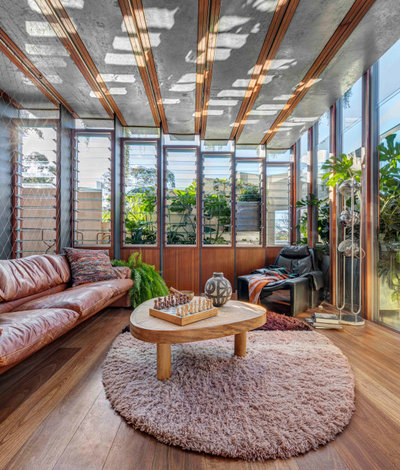Sunroom by CplusC Architectural Workshop