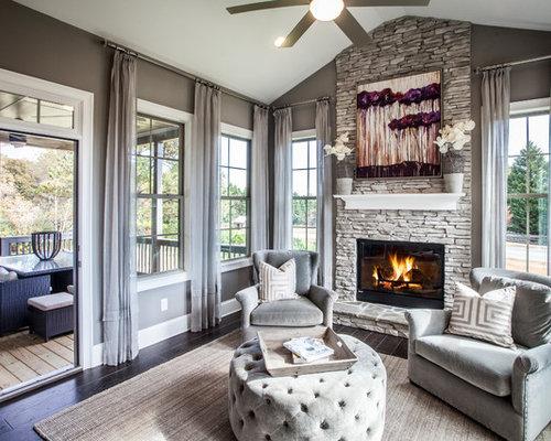 75 sunroom design ideas stylish sunroom remodeling for Sunroom designs of nebraska