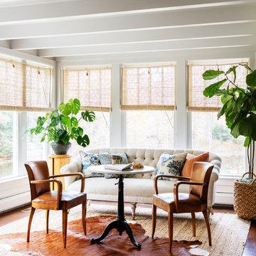 Traditional Sunroom