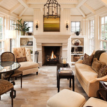 Traditional Sunroom by Murphy & Co. Design