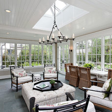 Traditional Sunroom by Highgate Builders