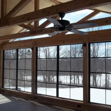 Wood Interiors