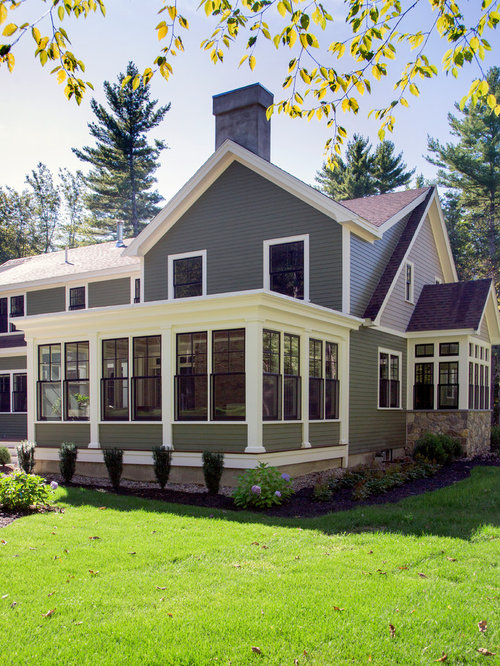 Four season porch houzz for 4 season porch
