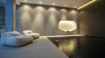 Basement Spa Pool in London