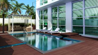Beautiful Residential Pools & Waterbodies by Ushmaya Wellness