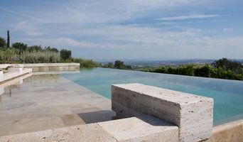 Country garden with swimming pool in Montalcino - Tuscany