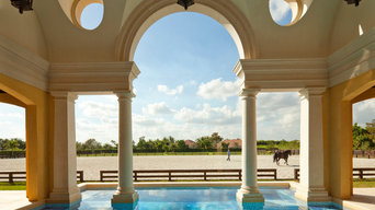 Equestrian Swimming Pool