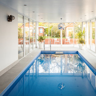 Extension With Swimming Pool