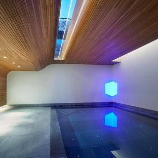 Holland Park - Basement Swimming Pool