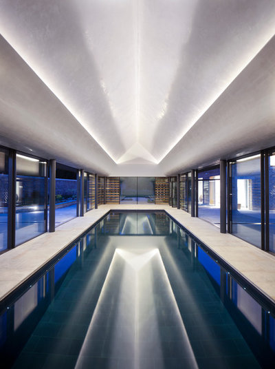 Contemporaneo Piscina by Yiangou Architects