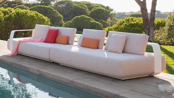 Manutti Kumo Large Garden Sofa