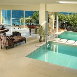 Mediterranean villas & pools