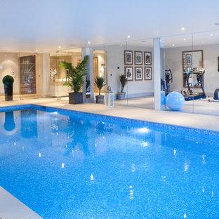 Bild på en funkis pool