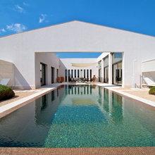 Swimming pools ( for Molino Saleres)