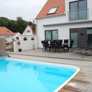 Nybyggd villa med pool, Maria Park