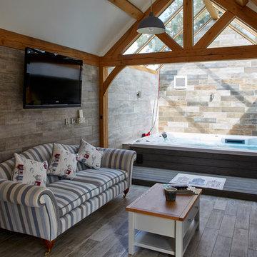 Pool room in Shropshire