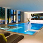 Outdoor Pools Contemporary Pool London By Tanby