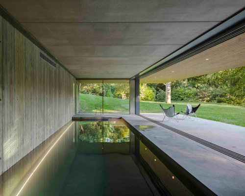 Our 25 Best Indoor Pool Ideas & Remodeling Photos   Houzz