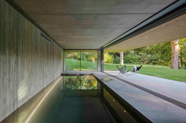 プール by Smerin Architects