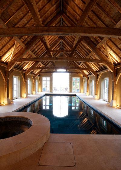 Rustico Piscina Rustic Swimming Pool & Hot Tub