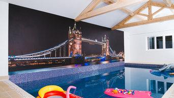 Skyline - Indoor Swimming Pool