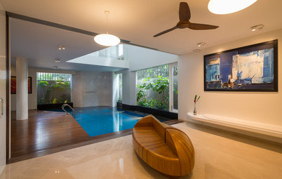 5 Indoor Pools That Lap Up All the Attention