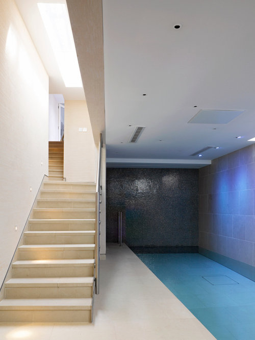 Basement swimming pool home design ideas pictures for Basement swimming pool ideas
