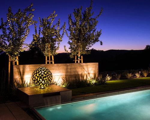 swimming pool sculpture danville ca
