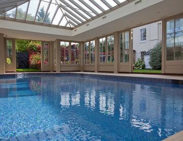 Westbury Pool House