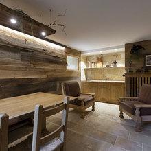 vista interna della taverna - Minimalistisch - Keller ...