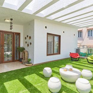 Foto di terrazze e balconi contemporanei
