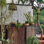 Balkon Asiatisch manish jain apartment asiatisch balkon hyderabad ricken