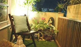 Balcony Designing Sector 49 Gurgaon