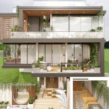 Balcony/Exterior