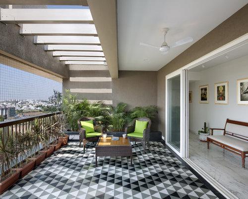 terrasse ideen design bilder houzz. Black Bedroom Furniture Sets. Home Design Ideas