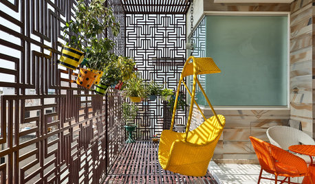 2018 Round-Up: 26 Most Popular Indian Balconies on Houzz