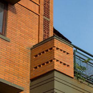 Idéer för en modern balkong