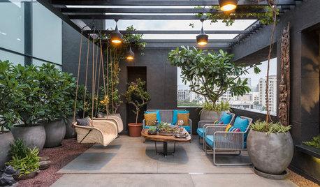 7 Expert Tips for a Lush, Green Terrace Garden