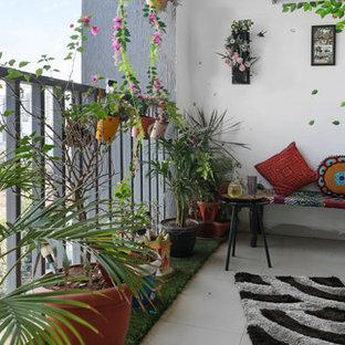 Foto di terrazze e balconi etnici