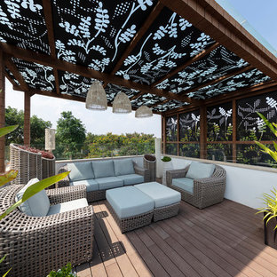 75 Beautiful Asian Rooftop Design Pictures Ideas Houzz