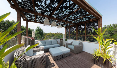 Which is the Best Material for Outdoor Furniture?