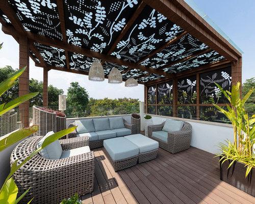 Foto e Idee per Terrazze e Balconi - terrazze e balconi etnici