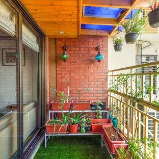 Idéer för orientaliska balkonger