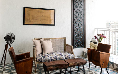 Design Musts for an Urban Indian Apartment